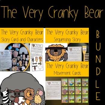 The Very Cranky Bear Bundle Pack