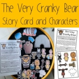 The Very Cranky Bear Story Card and Characters