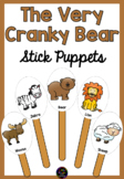 The Very Cranky Bear Story - Puppets