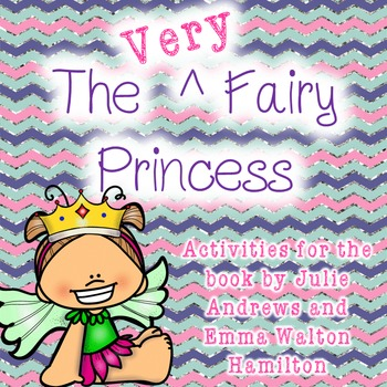The Very Fairy Princess Book Activities