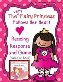 The Very Fairy Princess Follows Her Heart Reading Response & Game