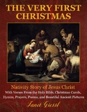 The Very First Christmas - Nativity Story of Jesus Christ Book