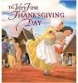 The Very First Thanksgiving Day Listening & Writing Activity