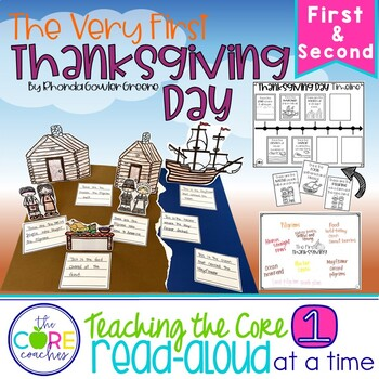 The Very First Thanksgiving Read-Aloud Activity