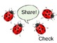 The Very Grumpy Ladybug  - O'clock, Half Past and Quarter to Analogue Times Game