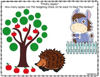 Hedgehog Fun for Speech Therapy {Book Companion: The Very Helpful Hedgehog}