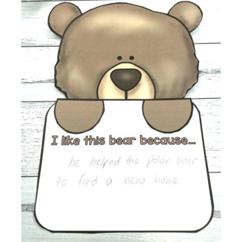 The Very Hungry Bear by Nick Bland Story Retell Activity Pack
