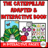 The Very Hungry Caterpilar Adpated and Interactive Book