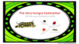 The Very Hungry Caterpilar (Fill the gaps)