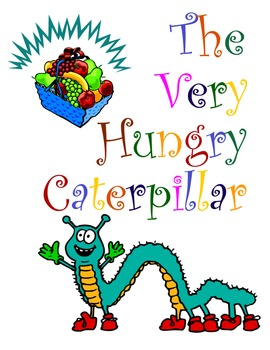 The Very Hungry Caterpillar Reading Center