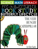 The Very Hungry Caterpillar {Butterfly Life Cycle}: