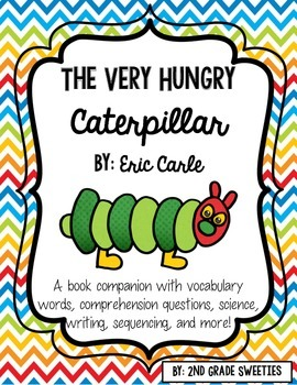 Very Hungry Caterpillar ~ A Mini Unit