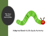 The Very Hungry Caterpillar Adapted Book/Activity
