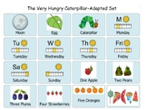 The Very Hungry Caterpillar-Adapted Set