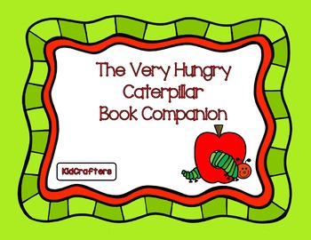 The Very Hungry Caterpillar Story Companion