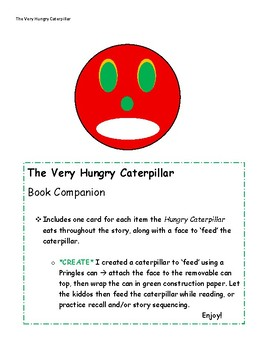 The Very Hungry Caterpillar Book Companion