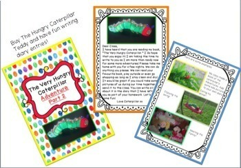 The Very Hungry Caterpillar Book Unit