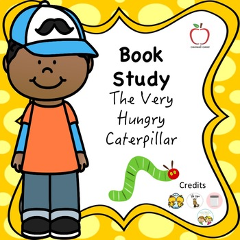 The Very Hungry Caterpillar Book Study