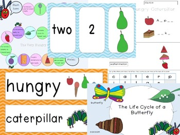The Very Hungry Caterpillar Bundle