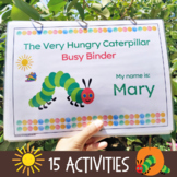 The Very Hungry Caterpillar Busy Binder, The Very Hungry Caterpillar For Toddler