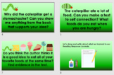 The Very Hungry Caterpillar Close Read Thematic Packet