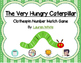 The Very Hungry Caterpillar Clothespin Counting (1-10)