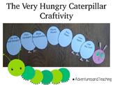 The Very Hungry Caterpillar Craftivity