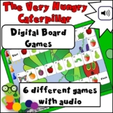 The Very Hungry Caterpillar - Digital Board Games with AUD