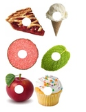 The Very Hungry Caterpillar Foods