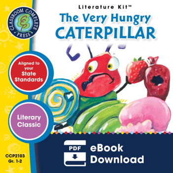 The Very Hungry Caterpillar Gr. 1-2