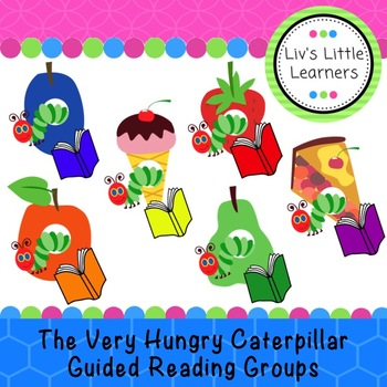 Caterpillar Guided Reading Groups