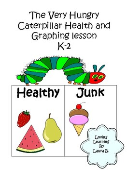 The Very Hungry Caterpillar Health and Graphing Lesson