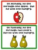 The Very Hungry Caterpillar Learning Packet
