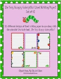 The Very Hungry Caterpillar Lined Writing Paper Set of 6