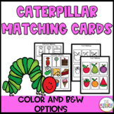 The Very Hungry Caterpillar Matching