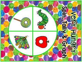 The Very Hungry Caterpillar Math Stations