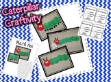 The Very Hungry Caterpillar Math Unit + Craftivity!