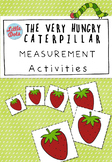 The Very Hungry Caterpillar Theme - Measurement Printable