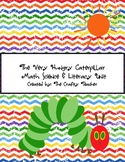 The Very Hungry Caterpillar Mega Pack- Math, Science & Literacy!