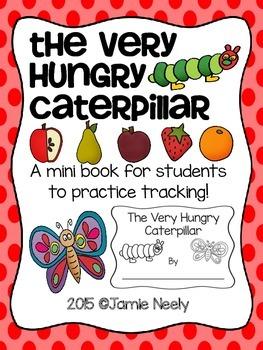 The Very Hungry Caterpillar Mini Book