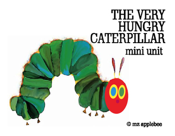 The Very Hungry Caterpillar Mini Unit