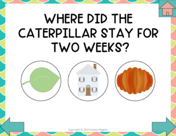 The Very Hungry Caterpillar No Print Resource