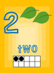 The Very Hungry Caterpillar Number Posters 1-10