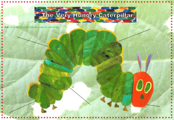 The Very Hungry Caterpillar Pack