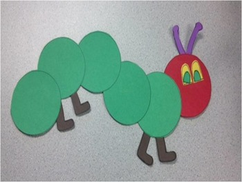 The Very Hungry Caterpillar Patterns