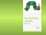 The Very Hungry Caterpillar Power Point (Editable)