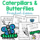 The Very Hungry Caterpillar Preschool Lesson Plan (Highscope Centered)