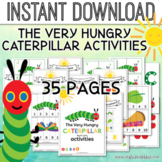 The Very Hungry Caterpillar Printable, The Very Hungry Caterpillar Preschool