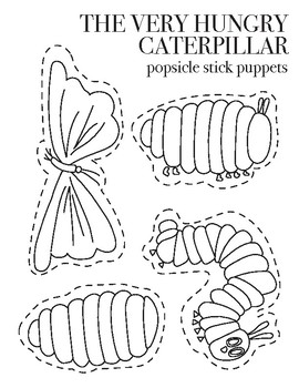 photograph about The Very Hungry Caterpillar Story Printable identified as the rather hungry caterpillar felt tale template - Sinma