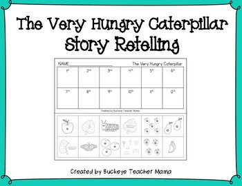 The Very Hungry Caterpillar Retelling